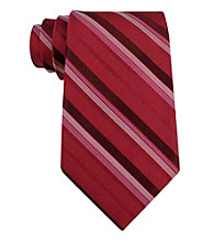 Calvin Klein Men's Big & Tall Clasico Stripe Tie