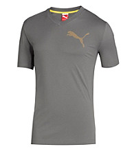 PUMA® Men's Castlerock Basic V Neck