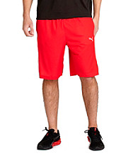 PUMA® Men's Prime Red Mesh Short
