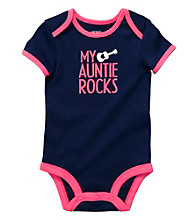 Carter's® Baby Girls' Navy Short Sleeve