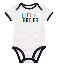 Carter's® Baby Boys' White Short Sleeve