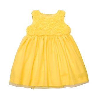 Baby Flower Girl Dresses Yellow - Cheap Wedding Dresses 2016