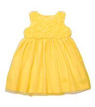 Carter's® Baby Girls' Yellow Flower Dress