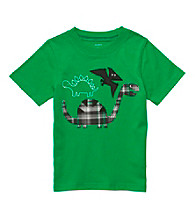 Carter's® Baby Boys' Green Dino Tee