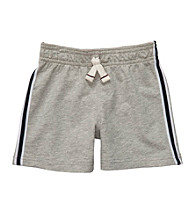Carter's® Baby Boys' Grey Woven Shorts