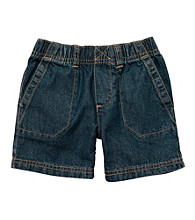 Carter's® Boys' 2T-7 Denim Pull On Shorts