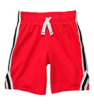 Carter's® Boys' 2T-7 Red Mesh Knit Shorts
