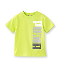 PUMA® Boys' 2T-7 Short Sleeve Sided Tee