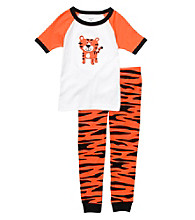 Carter's® Boys' 12M-4T Orange 2-pc. Tiger Pajama Set