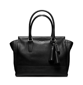 COACH LEGACY LEATHER MEDIUM CANDACE CARRYALL