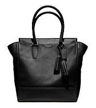 COACH LEGACY LEATHER TANNER TOTE