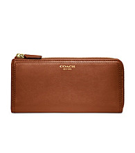 COACH LEGACY LEATHER SLIM ZIP
