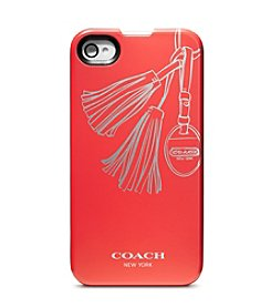 COACH LEGACY TASSEL IPHONE® 4 CASE