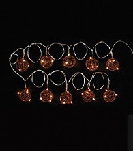 Gerson Copper Sphere LED Light Set