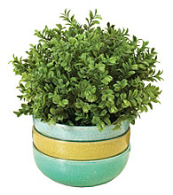Gerson Stacked Bowl Planter