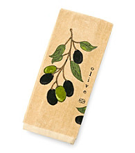 Calphalon® Olives and Biscotti Kitchen Towel