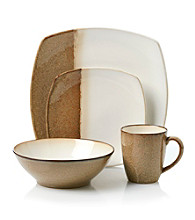 Sango Metallic Gold 16-pc. Dinnerware Set