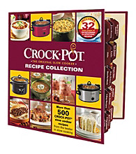 Crock-Pot® Slow Cooker Recipe Collection