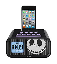Disney™ Jack Skellington iHome Dual Alarm Clock Speaker System