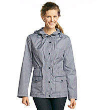 Breckenridge® Patch Pocket Hidden Anorak Coat