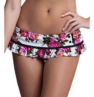 "Betsey Johnson® ""Beauty Mark"" Standard Skirted Bottom"