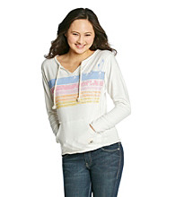 Mambo® Juniors' Bright Bird Kanga Pocket Pullover