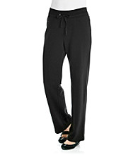 Exertek® French Terry Drawstring Pant