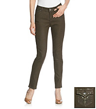 One 5 One® Arrow Skinny Bling Jean