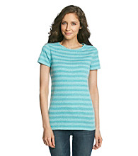 Ruff Hewn Striped Crewneck Tee