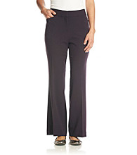 Briggs New York® Petites' Perfect Fit Boot Cut Pant