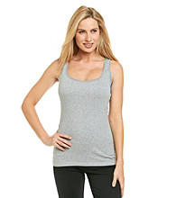 Relativity® Lulu Lace Trim Scoop Neck Camisole