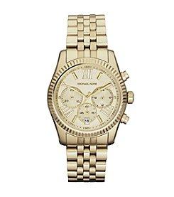 Michael Kors® Goldtone Lexington Watch