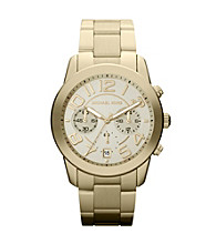 Michael Kors® Goldtone Mercer Watch