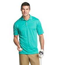 Kenneth Roberts Platinum® Men's Tonal Stripe Performance Polo
