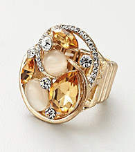 Erica Lyons® Topaz Stretch Ring