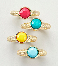 Erica Lyons® Multi Stretch Ring