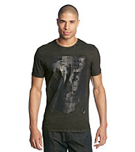 Guess Men's Jet Black Short Sleeve