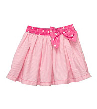 OshKosh B'Gosh® Baby Girls' Pink Striped Woven Skirt