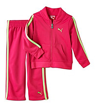 PUMA® Baby Girls' Tricot Set