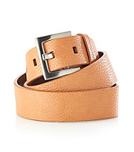 Calvin Klein Jeans Square Buckle Belt