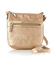GAL Large Croc Crossbody