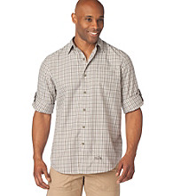 Chaps® Men's Big & Tall High Peaks Plaid Performance Buttondown Shirt