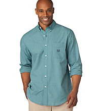 Chaps® Men's Big & Tall Grandfalls Check Buttondown Shirt