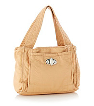 GAL Washed Large Satchel
