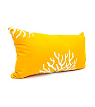 Majestic Home Goods Coral Small Pillow