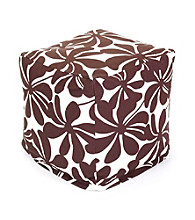 Majestic Home Goods Plantation Small Cube