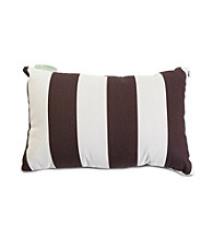 Majestic Home Goods Vertical Strip Small Pillow