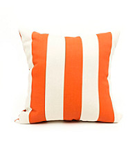 Majestic Home Goods Vertical Strip Large Pillow