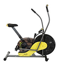 Pure Fitness® Fan Bike with Deluxe LCD Console