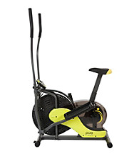 Pure Fitness® Dual Elliptical Trainer